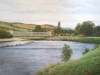 Alistair Makinson painting of Dalguise