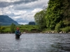 26th May 2014 - Fen Howieson fishing the Island